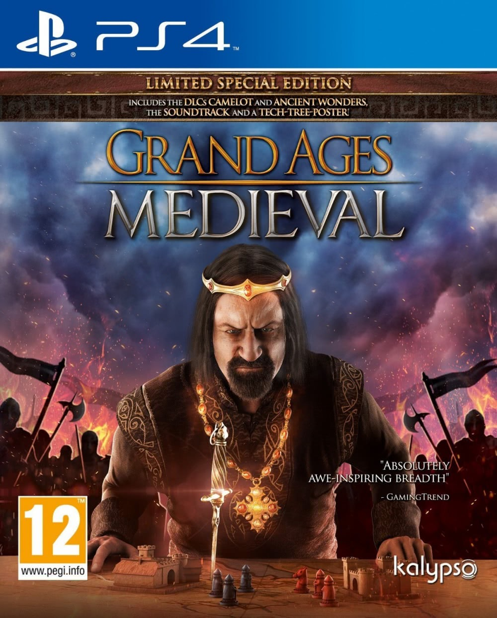 Grand Ages: Medieval Limited Special Ed. (PS4)