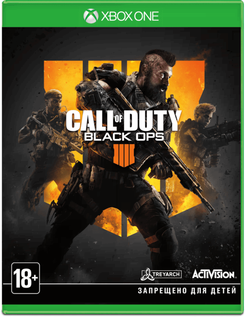Call of Duty: Black Ops 4 (Xbox One, русская версия)