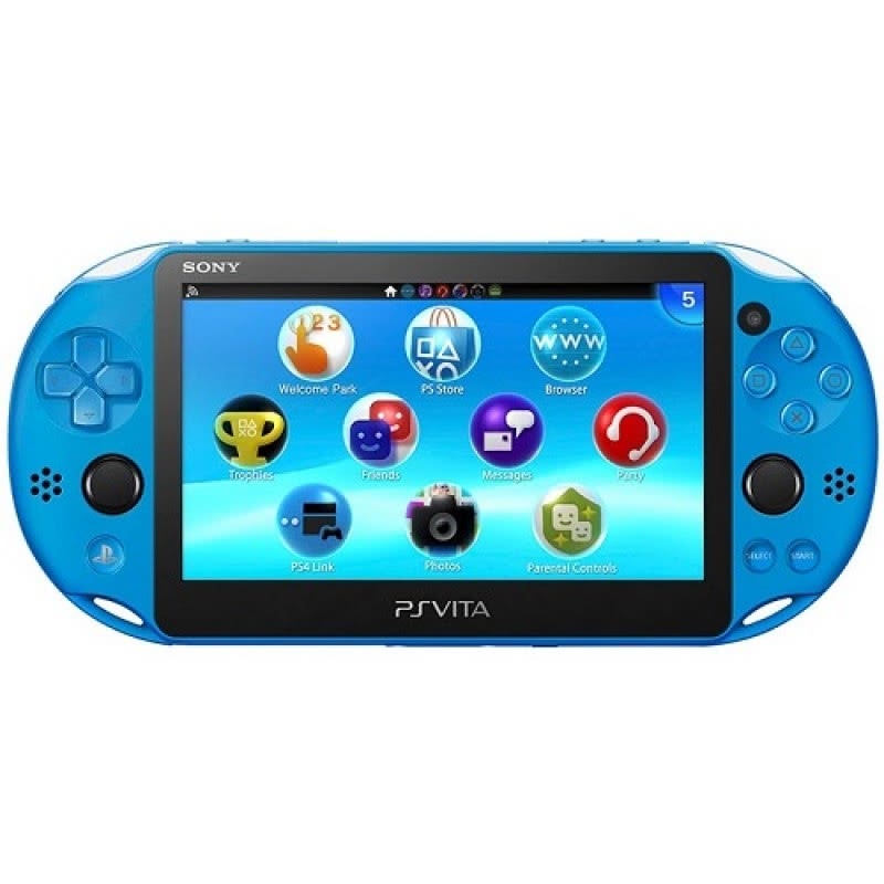 PS Vita (WIFI)  AQUA BLUE