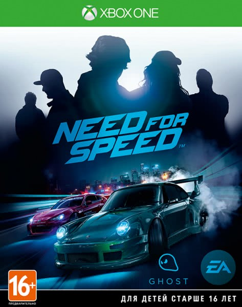 Need for Speed (Xbox One, русские субтитры)