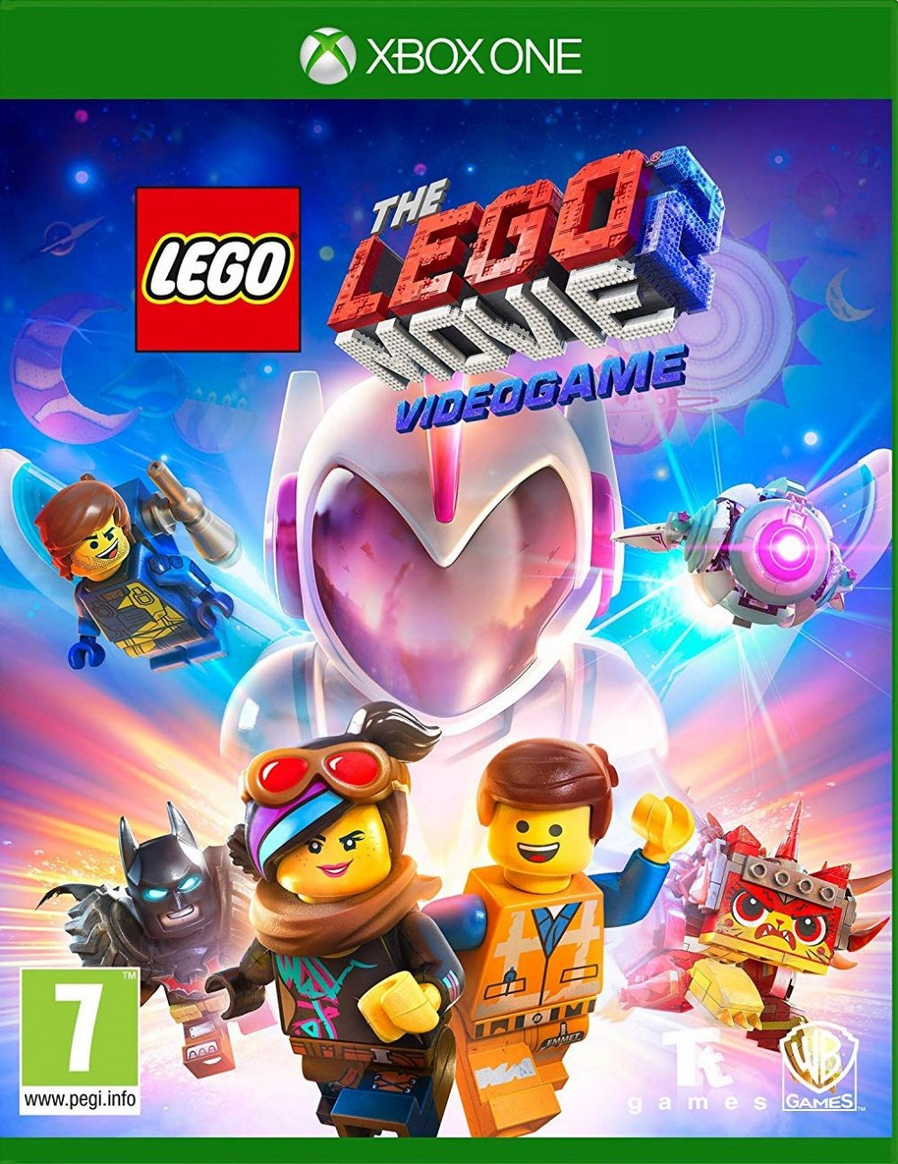 THE LEGO Movie 2 Videogame (Xbox One, русские субтитры)