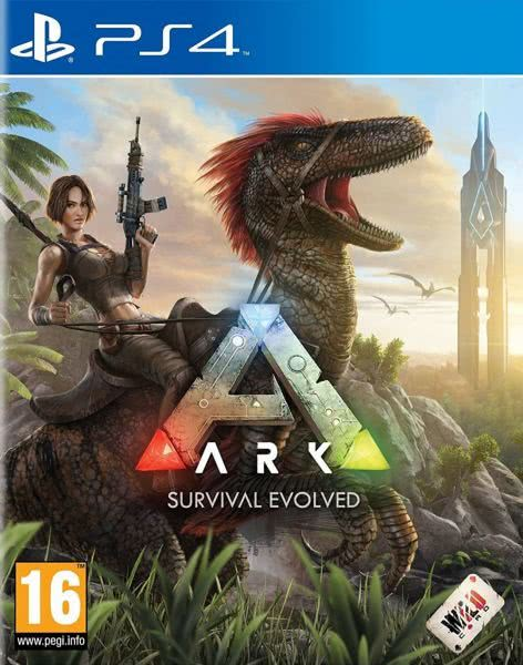 ARK Survival Evolved (PS4, русские субтитры)