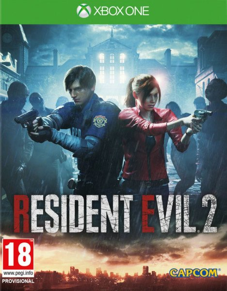 Resident Evil 2: Remake (Xbox One, русские субтитры)