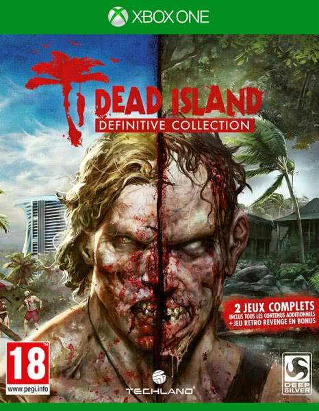 Dead Island Definitive Collection (Xbox One, русские субтитры)