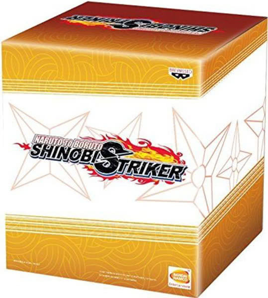 Naruto to Boruto: Shinobi Striker Collectors Edition (PS4, русские субтитры)