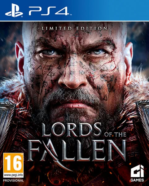 Lords of the Fallen Limited Edition (PS4)