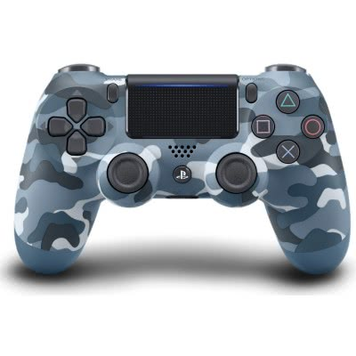 Sony DualShock 4 Version 2 (Blue Camouflage)