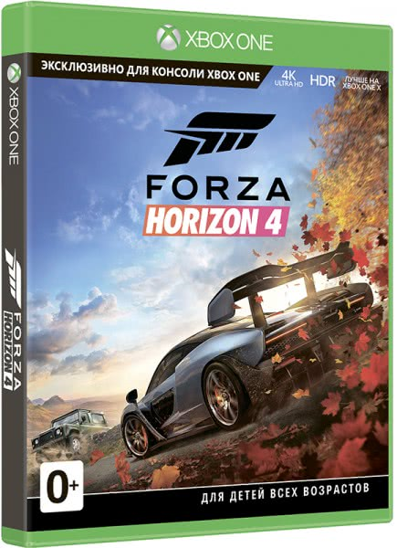Forza Horizon 4 (Xbox One, русская версия)