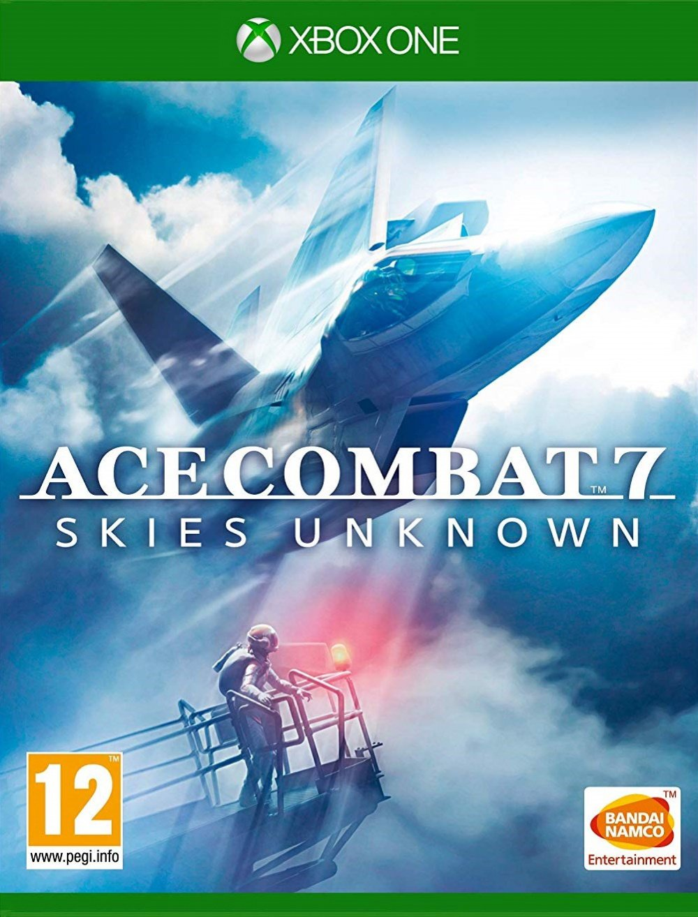 Ace Combat 7: Skies Unknown (Xbox One, русские субтитры)