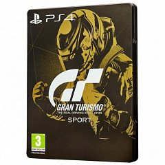 Gran Turismo Sport Special Edition (Steelbook) (PS4, VR, русская версия)