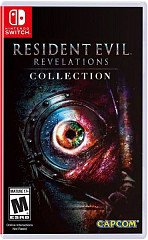 Resident Evil: Revelations Collection (Switch, русские субтитры)