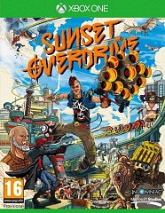 Sunset Overdrive: Day One Edition (Xbox One, русские субтитры)