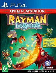 Rayman Legends (PS4) (рус.)