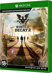 State Of Decay 2 (Xbox One, русские субтитры)