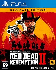 Red Dead Redemption 2. Ultimate Edition (PS4, русские субтитры)