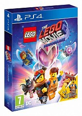 LEGO Movie 2 The Videogame Toy Edition (PS4, русские субтитры)