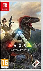 ARK Survival Evolved (Switch, русские субтитры)