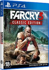 Far Cry 3 HD (PS4, русская версия)