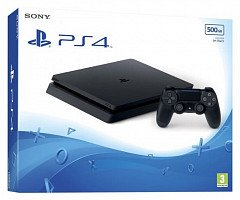 PlayStation 4 Slim 500GB (оплата 4 части)