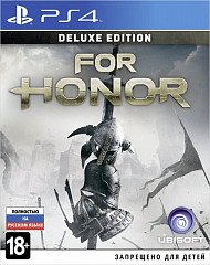 For Honor Deluxe Edition (PS4, русская версия)