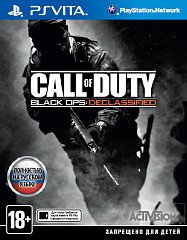 Call of Duty: Black Ops Declassified (рус.) (PS VITA)