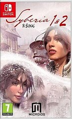 Syberia 1 & 2 (Switch, русская версия)