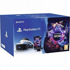 PlayStation VR (camera+game) - Worlds Bundle