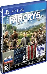 Far Cry 5 (PS4) русская версия