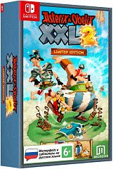 Asterix & Obelix XXL2 Limited Edition (Switch, русские субтитры)