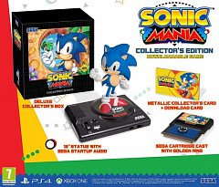 Sonic Mania Collectors Edition (PS4)