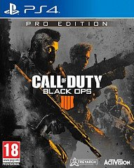 Call of Duty Black Ops 4 Pro Edition (PS4)