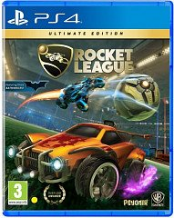 Rocket League: Ultimate Edition (PS4, русские субтитры)