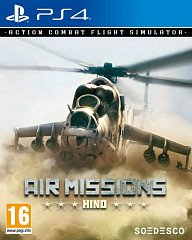 Air Missions Hind (PS4, русские субтитры)