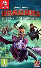Dragons Dawn of the New Riders (Switch)