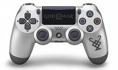 Sony DualShock 4 Version 2 (God of War Limited Edition)