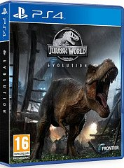 Jurassic World Evolution (PS4, русская версия)