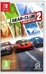 Gear Club: Unlimited 2 (Switch, русская версия)