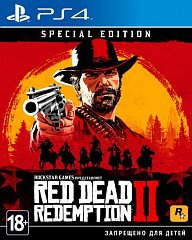 Red Dead Redemption 2. Special Edition (PS4, русские субтитры)