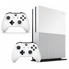Microsoft Xbox One S 1000 Gb+ Джойстик