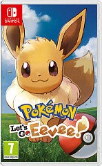 Pokemon Let's Go Eevee (Switch)