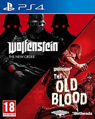 Wolfenstein: The New Order + Wolfenstein: The Old Blood (PS4, русские субтитры)