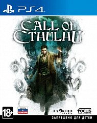 Call of Cthulhu [PS4, русские субтитры]