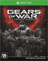 Gears of War Ultimate Edition (Xbox One, русская версия)