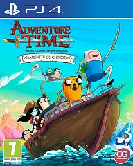 Adventure Time: Pirates of Enchiridion [PS4, английская версия]