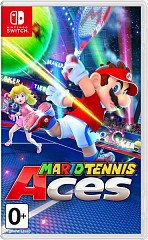 Mario Tennis Aces (Switch, русская версия)