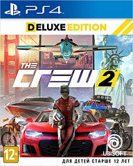 The Crew 2 Deluxe Edition (PS4, русская версия)