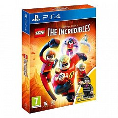 LEGO The Incredibles Minifigure Edition (PS4, русские субтитры)