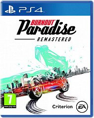 Burnout Paradise HD Remastered (PS4)