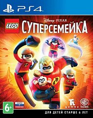 LEGO The Incredibles (PS4, русские субтитры)
