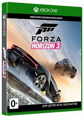 Forza Horizon 3 (Xbox One, русская версия)